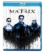 The Matrix [Blu-ray] (1999) - $2.00