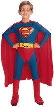Toddler Boy 2T-4T /NWT Officially Licensed Superman Costume by Rubies™ - $32.62