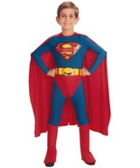 Toddler Boy 2T-4T /NWT Officially Licensed Superman Costume by Rubies™ - $41.73 CAD