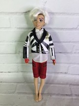 Descendants 2 Carlos Doll Outfit Rooted Hair Figure Isle Of The Lost Has... - $44.55
