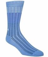 CALVIN KLEIN Mens Tile Print Socks Blue $14 - NWT - $6.92