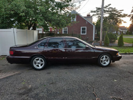 1996 CHEVROLET IMPALA SS FOR SALE  image 2