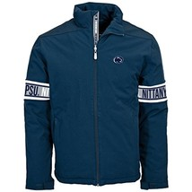 NCAA Penn State Nittany Lions Adult men Tundra Team Text Jacket,M,Navy - $54.95