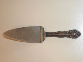 Sterling Silver Handled Cake Server Knife - $29.00