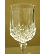 Set of 6 Miniture Etched Crystal Goblets - $48.93