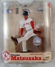 Daisuke Matsuzaka Dice-K Boston Red Sox McFarlane action figure Debut ne... - $18.55