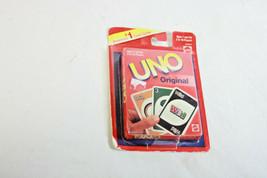 UNO Original Card game SEALED DECKS MATTEL New  1999 - $12.95