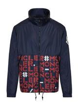 Moncler Genius Mens 1952 Octagon Hooded Jacket, Size 5 /XL BNWT $1485 - $999.75