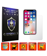 Apple iPhone X - Set 2x Curved Self Healing Screen Protector Full Displa... - $8.99