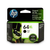 HP 64XL   Ink Cartridge   Black   N9J92AN - $37.70