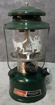Vintage 1992 Near Mint Coleman 288A Sportsman Globe 2 Mantle Lantern - $99.99