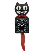 Black and RED Limited Edition Kit-Cat Klock (15.5″ high) Special Addition - $75.95