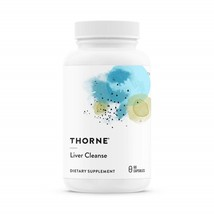 Thorne Research - Liver Cleanse - Detoxification and Liver Support - 60 ... - $70.15