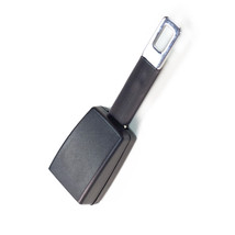 Car Seat Belt Extender for Fiat 500L - Adds 5 Inches - E4 Safety Certified - $14.99