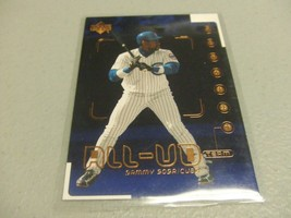 2000 Upper Deck ALL-UD TEAM #528 Sammy Sosa -Chicago Cubs- - $3.12
