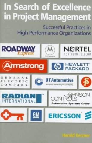 Primary image for In Search of Excellence in Project Management: Successful Practices in High Perf