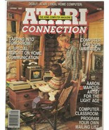 ORIGINAL Vintage Atari Connection Magazine Spring 1983 Atari 1200XL - $18.49