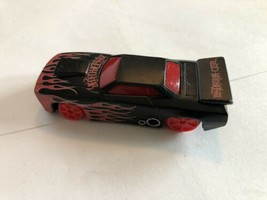 Maisto Fresh Metal Burnin' Key Cars - Slayer (Black w/Red Tires) Fast Sh... - $5.89