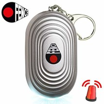 Personal Alarm Keychain - Self Defense and Safesound Security Emergency ... - $21.51
