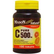 Ascorbic Acid 500 Mg - 100 Tablets - $7.13