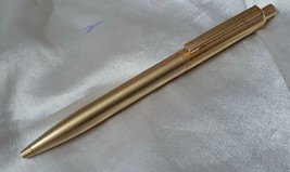 Sheaffer Gold Plated Sentinel Ball Pen Made In USA - $49.09