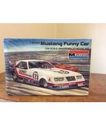 New Vintage Sealed Monogram 7- Eleven Mustang Funny Car #2710 1985 - $54.95
