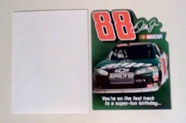 American Greetings Nascar Birthday Card Dale Earnhardt Jr.  - $2.97