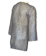 NauticalMart Riveted Long Sleeve Hauberk ChainMail Shirt  - $289.00