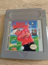 Nintendo GameBoy Sports illustrated: Golf Classic image 1
