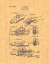 Wild Life Caller Patent Print - $7.95+