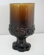 Franciscan Madeira Smoke Water Goblet - $9.62