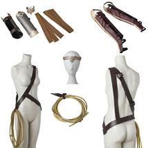 Handmade 2017 Wonder Woman Movie Costume Accessories - $123.09
