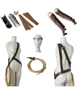 Handmade 2017 Wonder Woman Movie Costume Accessories - $123.09