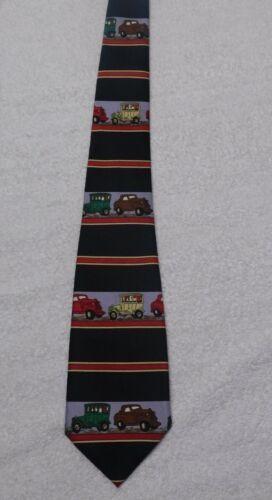 Fratello Classic Car Necktie Tie  image 2