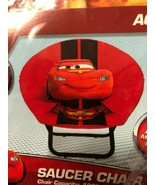 NEW Disney Pixar Saucer Chair Kids Cars  - $32.54