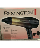 Remington D5951 Ultimate Frizz Control Hair Dryer with Ionic and Ceramic... - $24.25