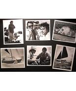 ROY ScHEIDER (JAWS 2) ORIGINAL FILM STUDIO PHOTO SET - $148.50