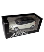 Norev Lancia Delta 2008 White/Black 3inches Diecast Metal - $7.00