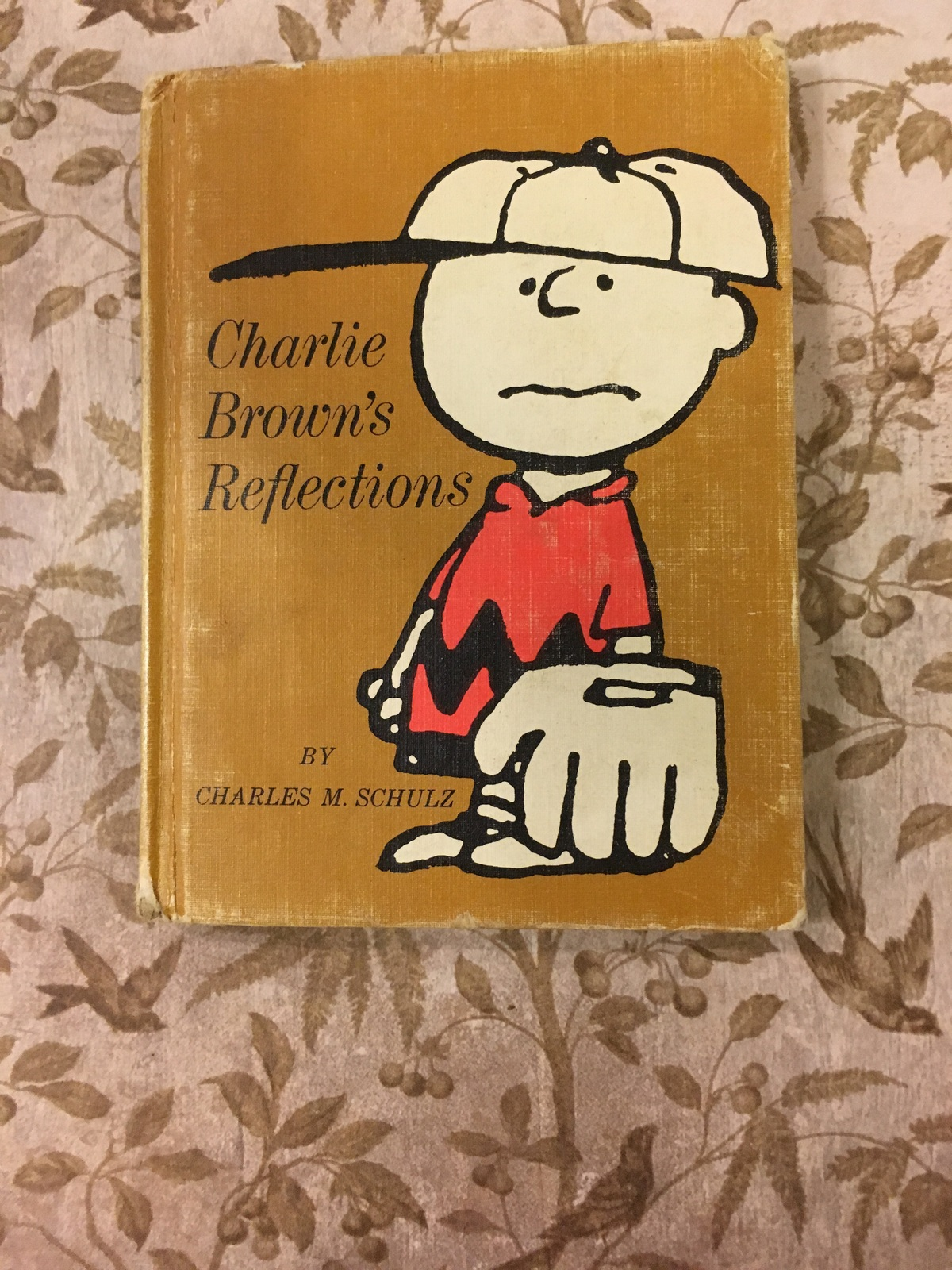 Assorted Set of Six Charles M. Schulz PEANUTS CHARACTER Books Charlie Brown