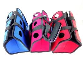 6 Can Cooler Backpack Picnic Basket Bag Set Wine Box Chiller Frozen Neop... - $16.10
