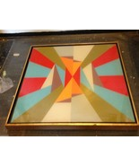 LEE PEARLSON Signed Op Art Painting Contemporary of NORMAN ZAMMITT Calif... - $44,444.00