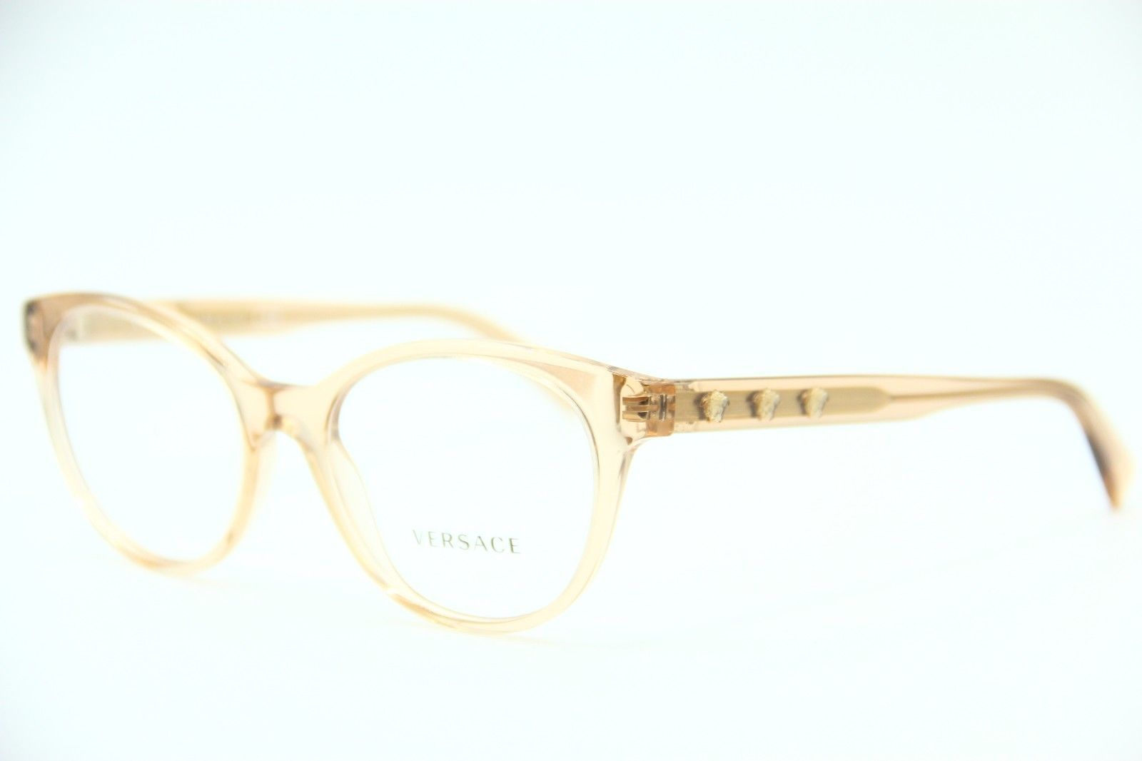 6cd2a7317e184 New Versace Mod. 3250 5215 Brown Eyeglasses and 50 similar items