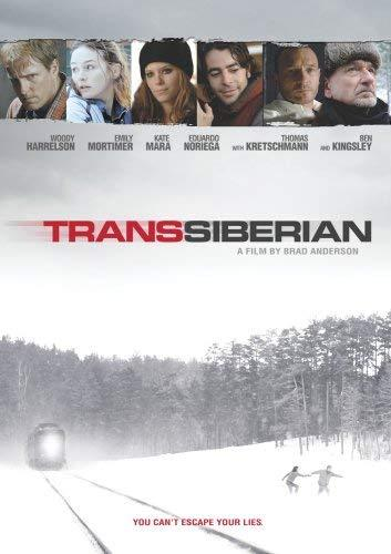 Primary image for Transsiberian [DVD] [2008]
