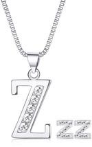 JOERICA Women Girls Jewelry Set Letter Necklace and Earrings Z - $27.86
