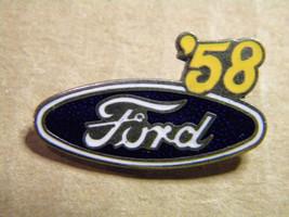 1958 FORD EMBLEM  hat pins lapel pins   - $7.95