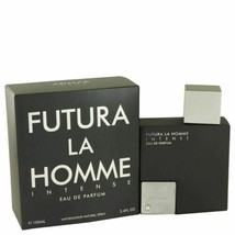 Armaf Futura La Homme Intense by Armaf Eau De Parfum Spray 3.4 oz for Men - $32.31