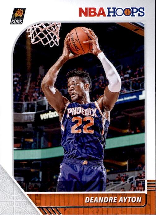 Deandre Ayton 2019-20 Panini NBA Hoops Card #150