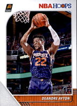 Deandre Ayton 2019-20 Panini NBA Hoops Card #150 - $0.99