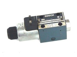 BOSCH 9810231448 REXROTH DIRECTIONAL CONTROL VALVE 81WV06P1V1033WS024/00D51