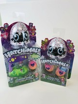 2 Hatchimals  Season 4 Collectibles New Sealed    2Pac Plus Nest  Hatchery Home - $15.84